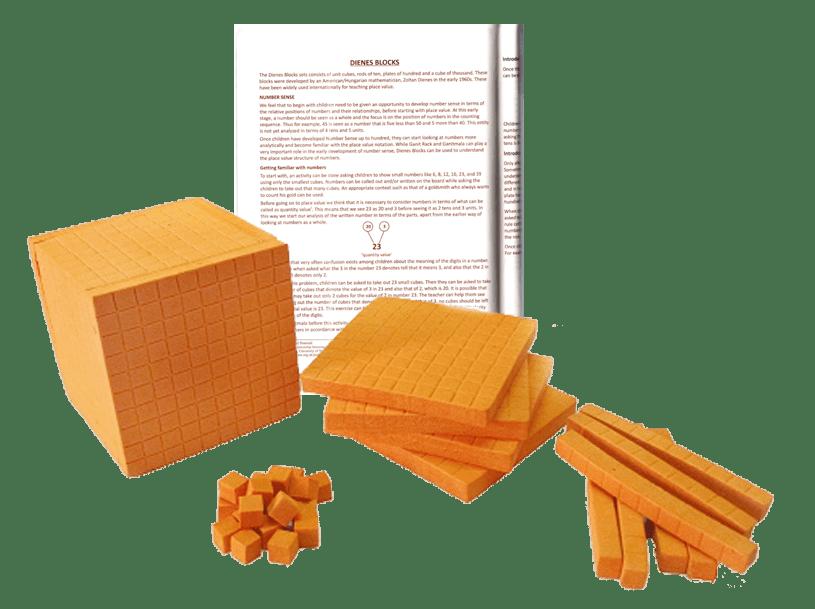 Dienes Blocks (Rubber)