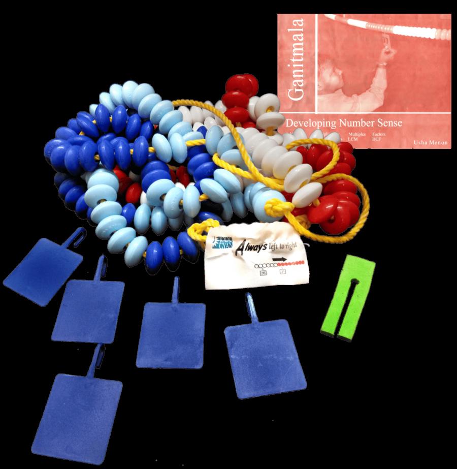 Ganitmala (big) 200 Beads