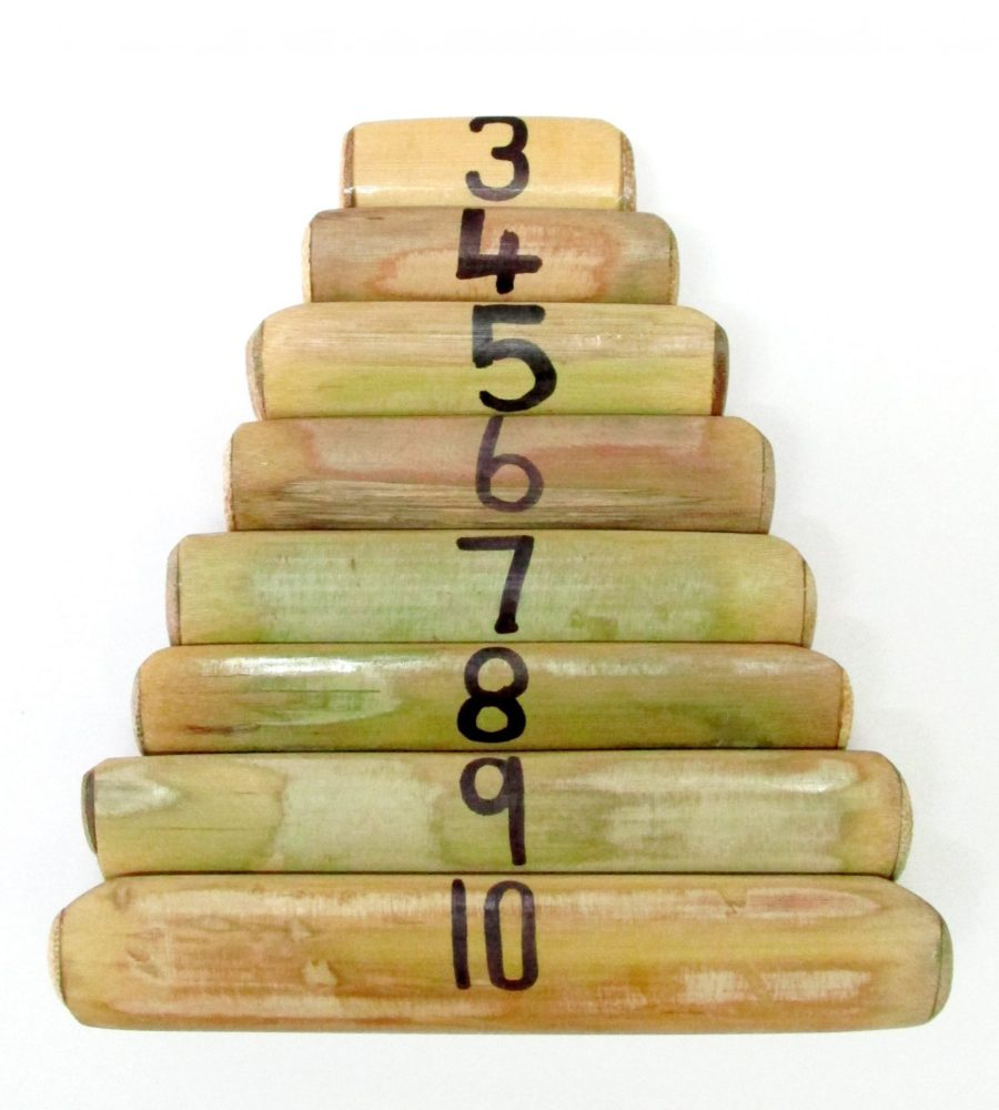 Number Catchers I (3 to 10)