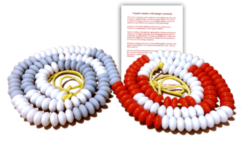 Integer Ganitmala 200 beads