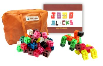 JodoBlocks (50pcs)
